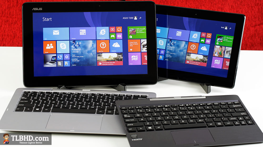 Asus Transformer Book T100tam Vs T200ta Comparison
