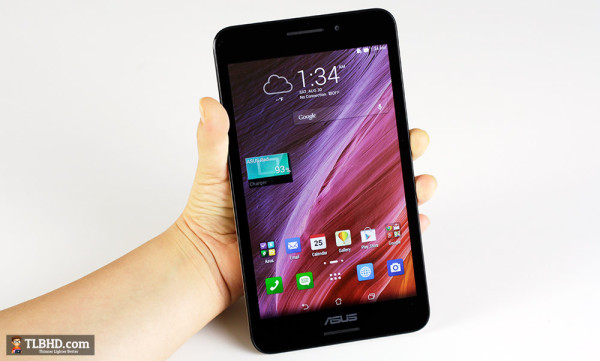 This is the Asus Fonepad FE375CG - a dual-SIM Moorefield powered 7 inch tablet that sells for roughly $200