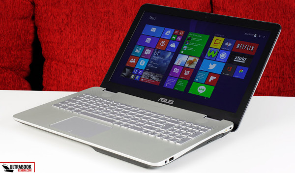 The Asus N551JK is a multimedia 15 incher worth considering