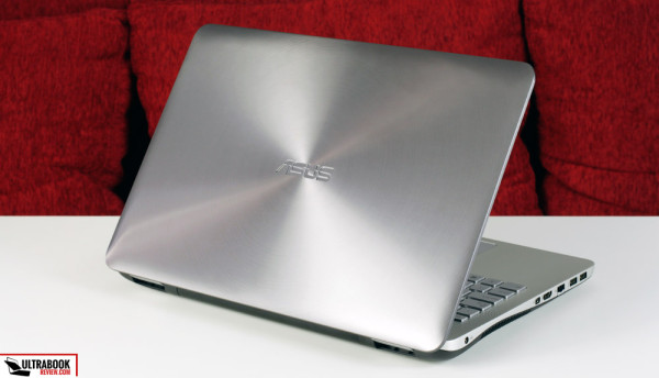 The Asus N551JK - an updated 15 inch multimedia laptop