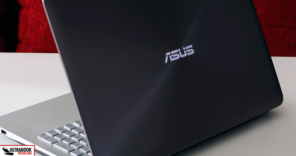 Asus N551 / N551JK review - a revised 15 inch multimedia laptop