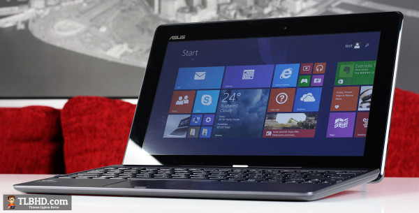 The Transformer Book T100TAM is a simpler and much cheaper alternative